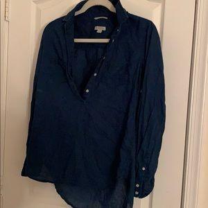 Navy Blue Thing Shirt